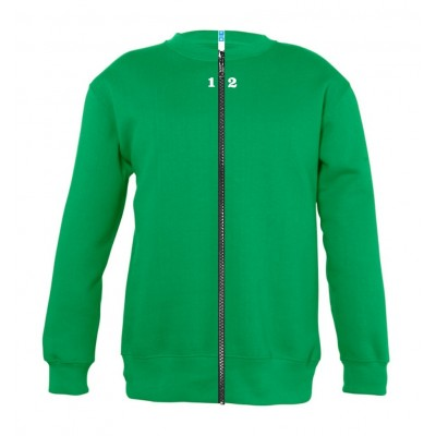 Sweat-shirt separable children kelly green