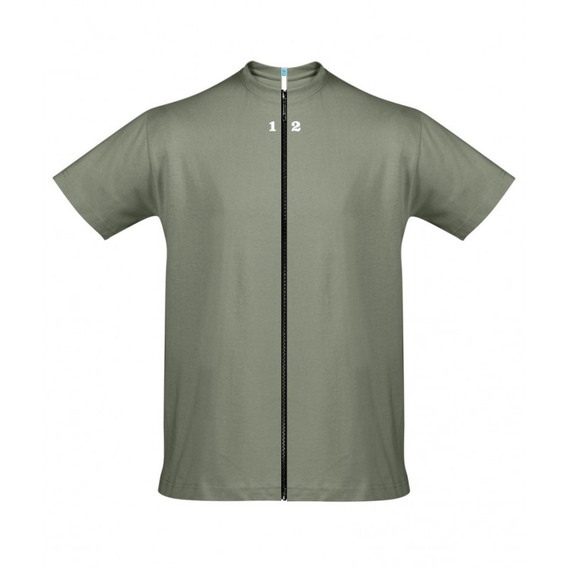 Home T-shirt separable man short sleeve khaki - 12teeshirt.com