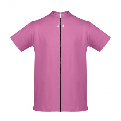 Home T-shirt separable man short sleeve orchid pink - 12teeshirt.com