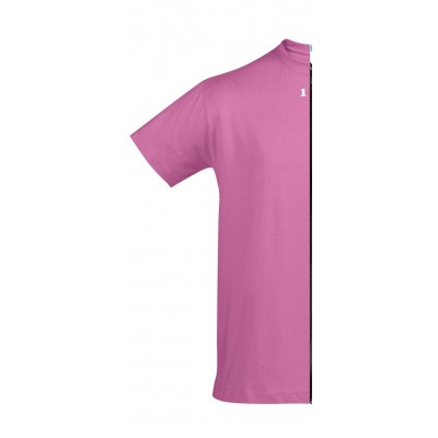 T-shirt man short sleeve orchid pink
