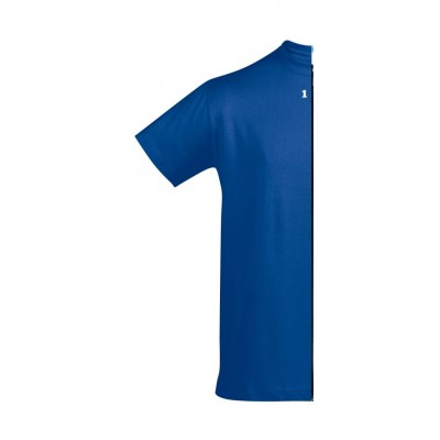 Home T-shirt man long sleeve royal blue - 12teeshirt.com