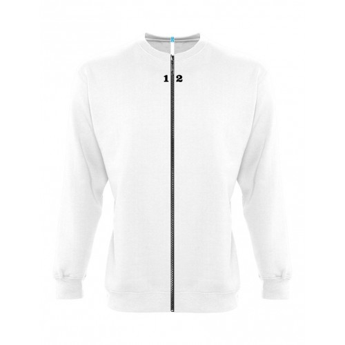 Sweat-shirt separable man white
