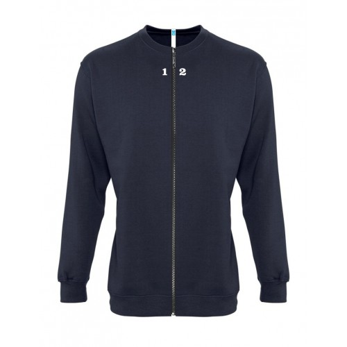 Sweat-shirt separable man navy blue