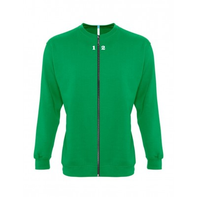Sweat-shirt separable man kelly green