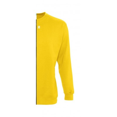 Sweat-shirt man yellow