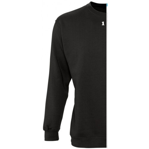 Sweat-shirt man black