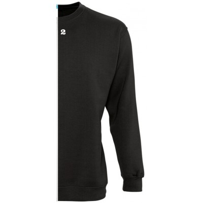 Sweat-shirt woman black