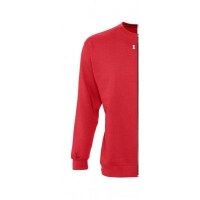 Sweat-shirt woman red