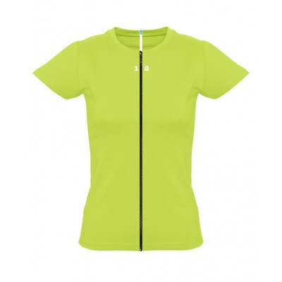 Home T-shirt separable woman short sleeve apple green - 12teeshirt.com