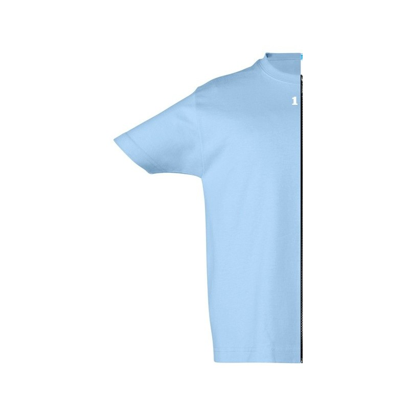 Home T-shirt children short sleeve sky blue - 12teeshirt.com